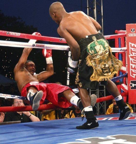 Sharif Bogere Lion in the ring Is Sharif Bogere boxing39s next big
