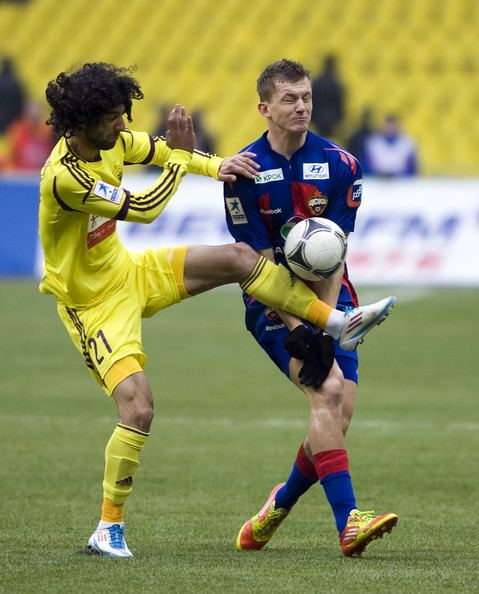 Sharif Mukhammad Sharif Mukhammad Photos Photos PFC CSKA Moscow v Anzhi Makhachkala