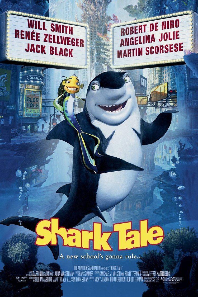 Shark Tale wwwgstaticcomtvthumbmovieposters34876p34876