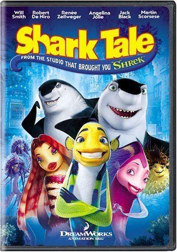 Shark Tale Amazoncom Shark Tale Widescreen Edition Will Smith Robert De