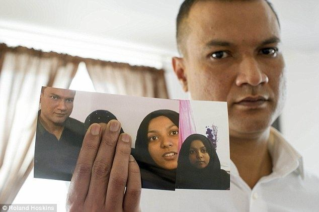 Sharmeena Begum How the FIRST British schoolgirl Sharmeena Begum fled to join ISIS