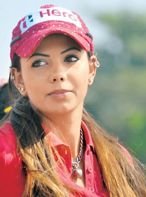 Sharmila Nicollet Sharmila Nicollet set for Deloitte Ladies Open challenge
