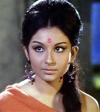 Sharmila Tagore Sharmila Tagore I was an accidental actress Rediffcom