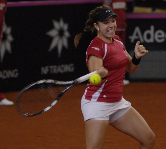 Sharon Fichman Fed Cup Articles Canada returns to World Group II