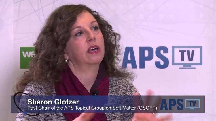 Sharon Glotzer Interview with Sharon Glotzer YouTube