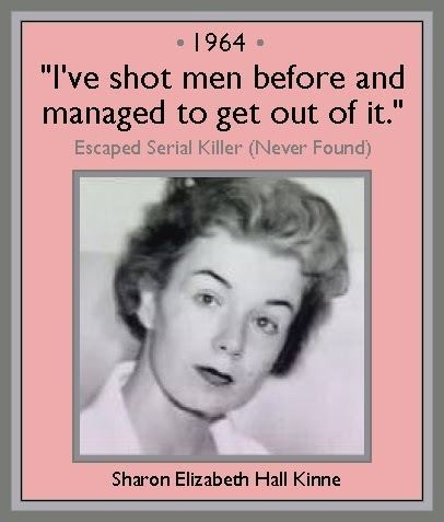 Sharon Kinne The Unknown History of MISANDRY Ive shot men before and managed