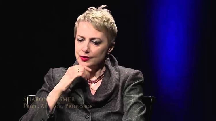 Sharon Mesmer Poets on Poets Sharon Mesmer YouTube