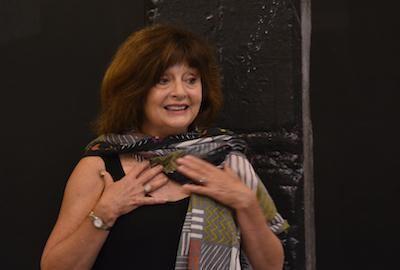 Sharon Ott Director Sharon Ott Playing with Time Washington Theatre Guide