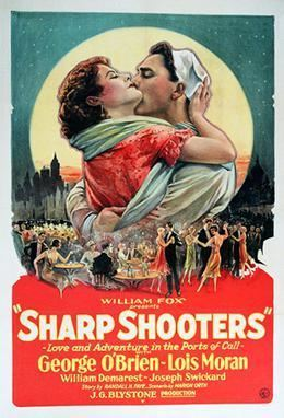 Sharp Shooters movie poster