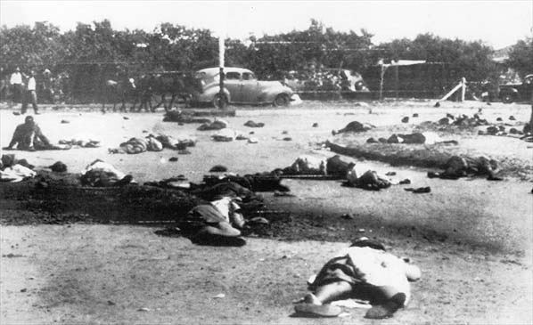 Sharpeville in the past, History of Sharpeville
