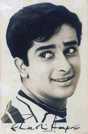 Shashi Kapoor Happy birthday Shashi Kapoor Rediffcom Movies
