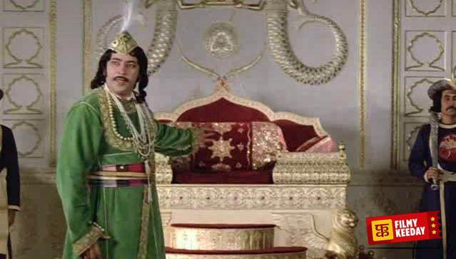 Shatranj Ke Khilari movie scenes Shatranj Ke Khilari Visually stunning films