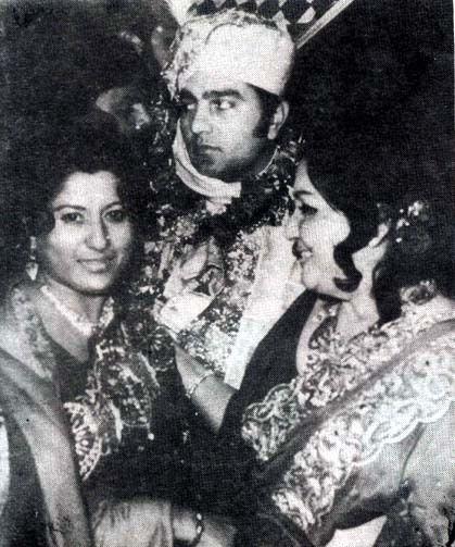 Shaukat Hussain Rizvi Noor Jehan Family Album Hamara Forums