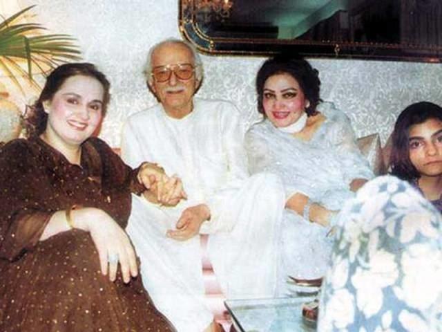 Shaukat Hussain Rizvi Filmmaker Shaukat Hussain Rizvi remembered The Express Tribune
