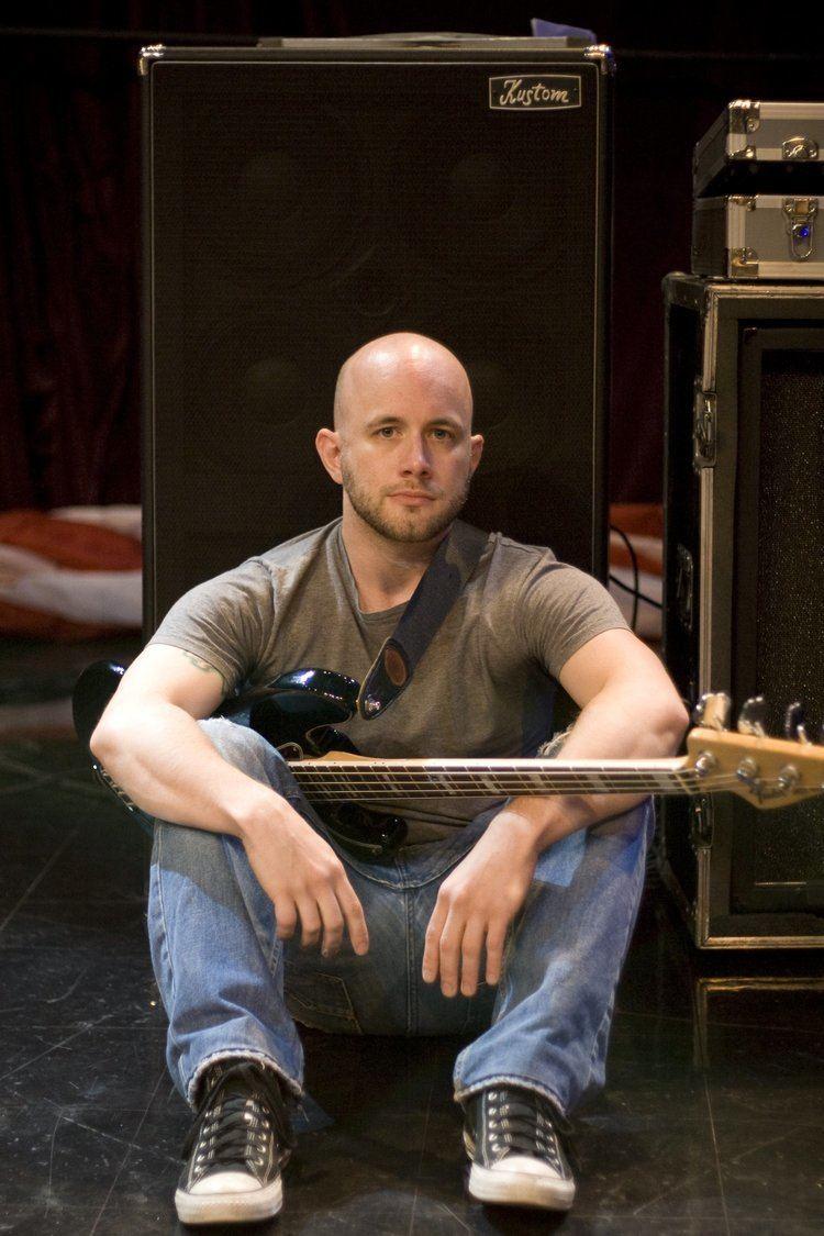 Shaun Cooper (musician) Bassist Shaun Cooper from Taking Back Sunday New Endorser for