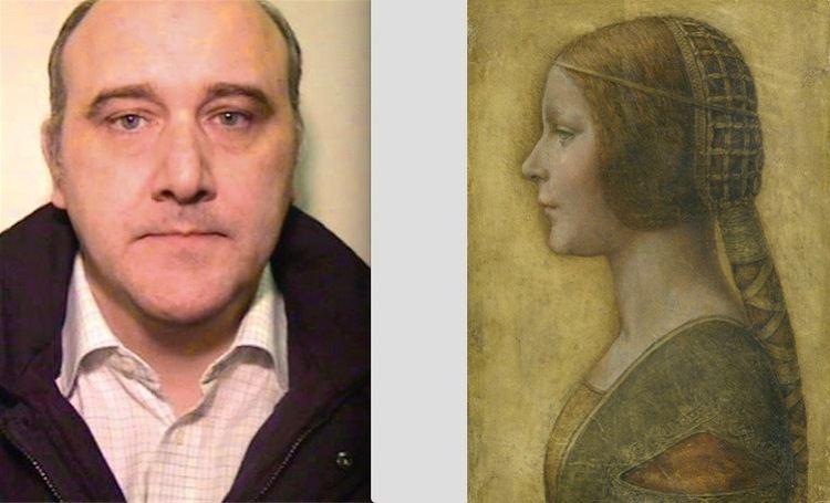 Shaun Greenhalgh Scientists claim a forgers fake Leonardo da Vinci painting is genuine