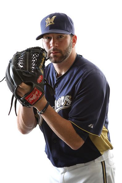 Shaun Marcum Brewers By the Jersey Numbers 18 Shaun Marcum The Brewer Nation