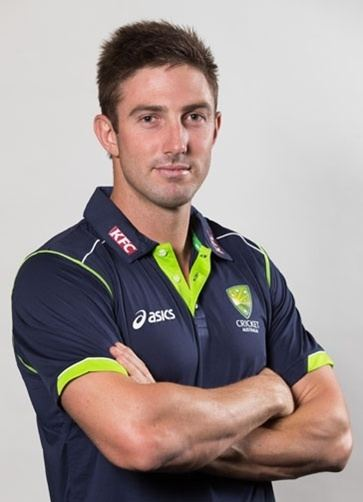 Shaun Marsh (Cricketer) playing cricket