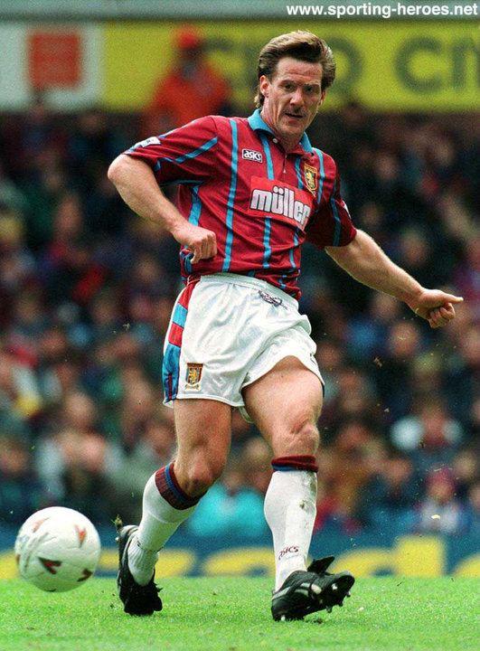 Shaun Teale Shaun TEALE Premiership Appearances Aston Villa FC