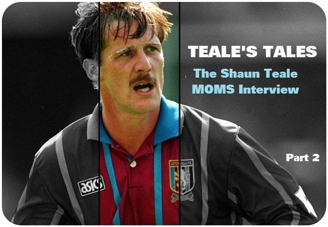 Shaun Teale The Shaun Teale Interview Part 2 The Cigarettes and Alcohol
