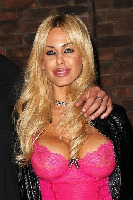 Shauna Sand Playmate Shauna Sands Divorce Papers Read Them Here