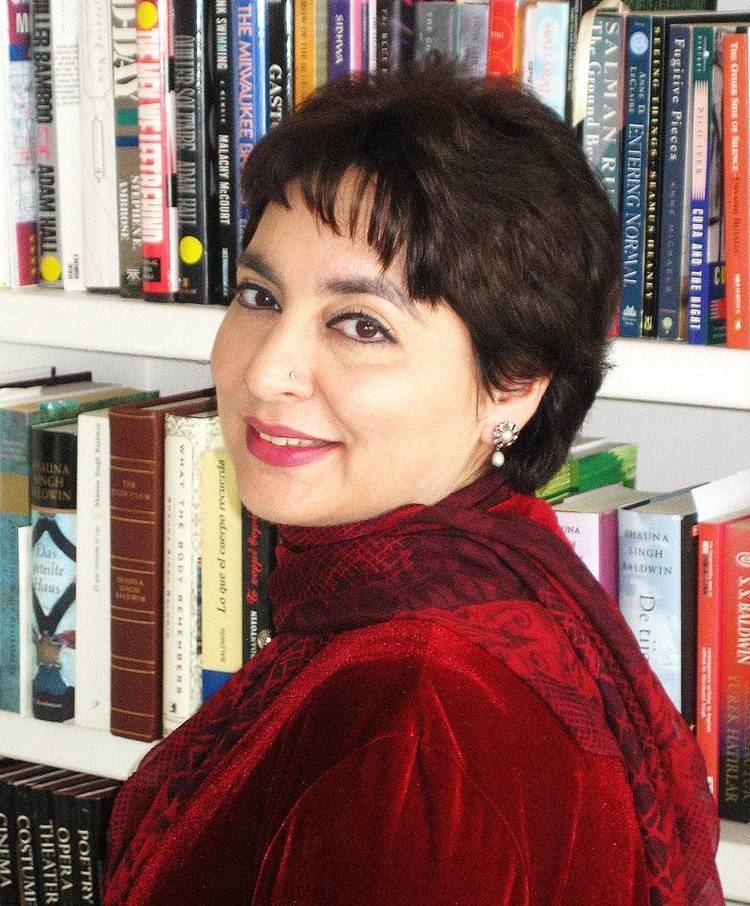 Shauna Singh Baldwin Writer Shauna Singh Baldwin tackles sex selection in The