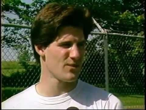 Shawn Abner Shawn Abner on Being Selected 1 Overall 1984 YouTube