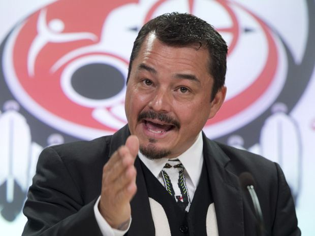 Shawn Atleo Shawn Atleo rejects Harper government39s 39unacceptable