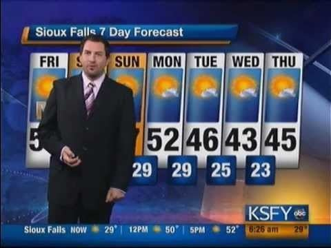 Shawn Cable Shawn Cable belches in the middle of a weathercast YouTube