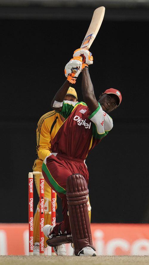 Shawn Findlay (Cricketer) playing cricket