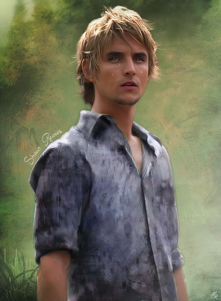 Shawn Reaves Shawn Reaves by cendredelune on DeviantArt
