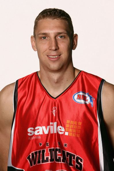 Shawn Redhage Shawn Redhage Pictures 20082009 NBL Portraits Perth