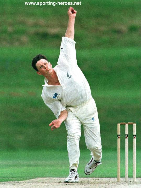 Shayne OConnor (Cricketer) in the past