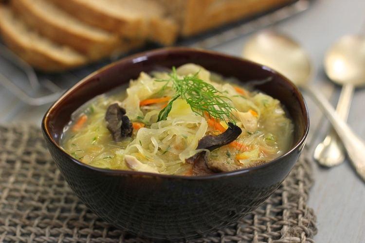 Shchi Shchi Russian Cabbage Soup Olga39s Flavor Factory