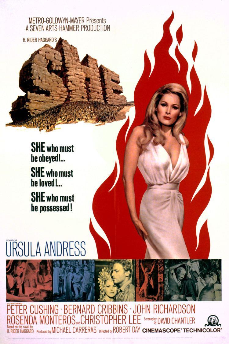 She (1965 film) wwwgstaticcomtvthumbmovieposters1453p1453p