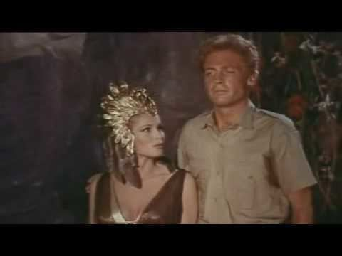She (1965 film) Ursula Andress in SHE 1965 highlights YouTube
