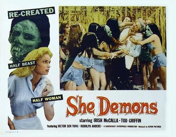 She Demons She Demons