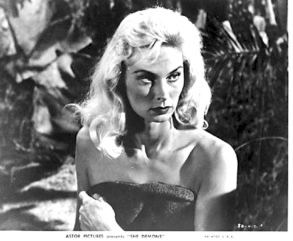 She Demons An Island of She Demons 1958 The Telltale Mind