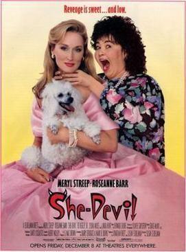 She Devil movie poster