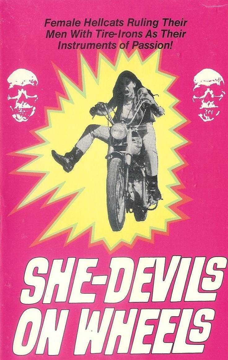 She-Devils on Wheels 30 best SHE DEVILS ON WHEELS images on Pinterest Biker movies