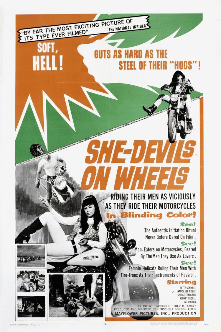 She-Devils on Wheels wwwgstaticcomtvthumbmovieposters50853p50853