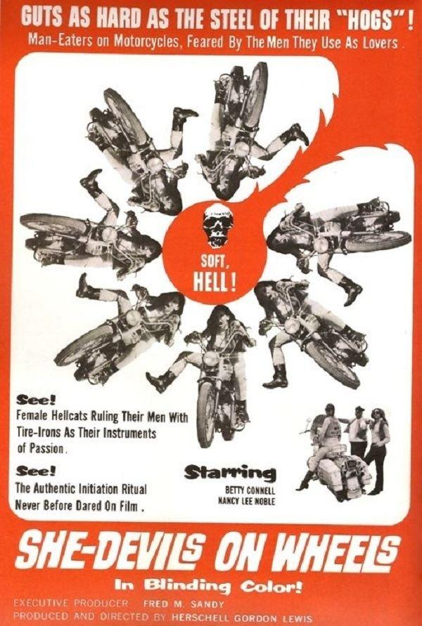 She-Devils on Wheels SheDevils on Wheels 1968