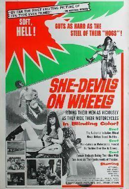 She-Devils on Wheels SheDevils on Wheels Wikipedia