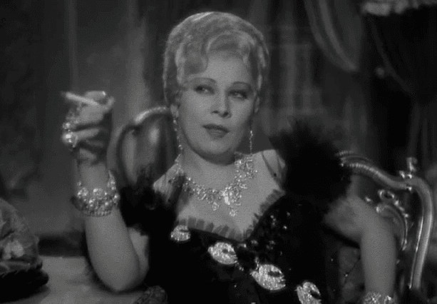 She Done Him Wrong Mae West and Cary Grant in She Done Him Wrong Critical Commons