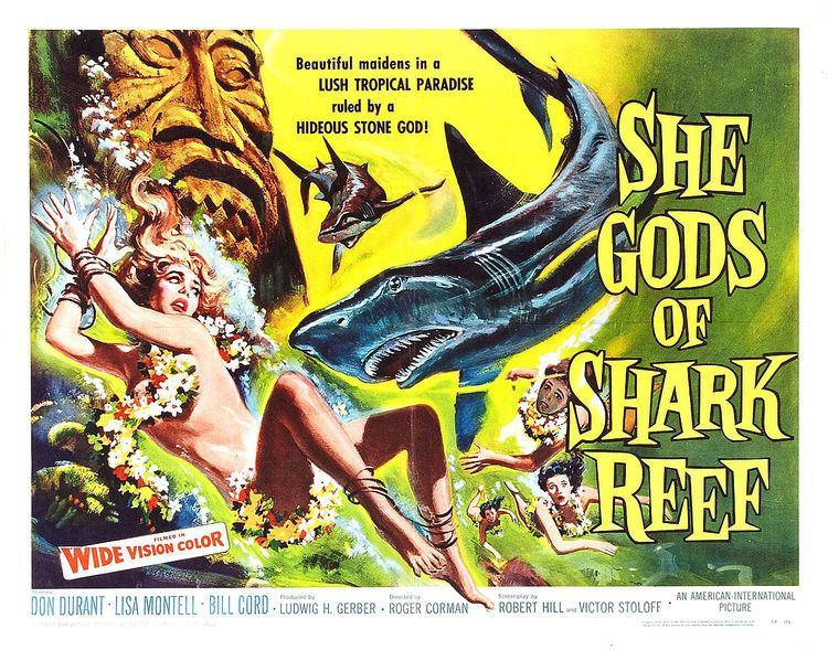 She Gods of Shark Reef She Gods of Shark Reef Wikipedia