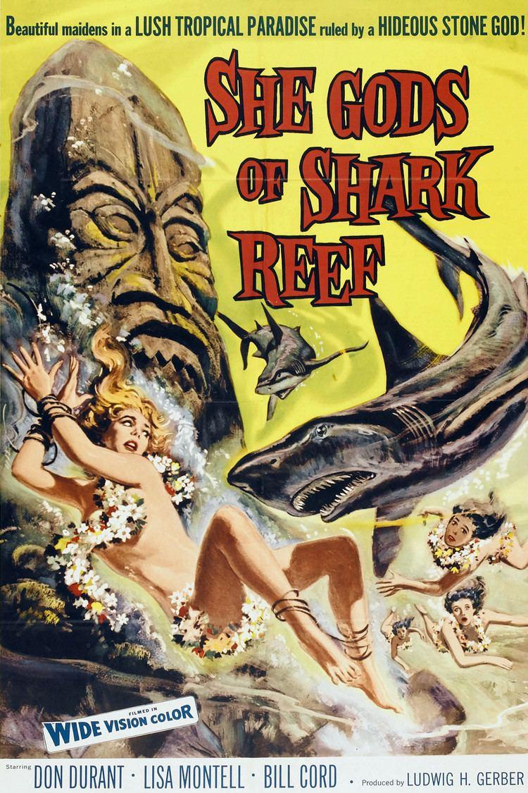 She Gods of Shark Reef wwwgstaticcomtvthumbmovieposters40389p40389