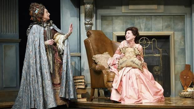 She Stoops to Conquer movie scenes Stratford s She Stoops to Conquer A congenial production uneven only in its comic impact The Globe and Mail