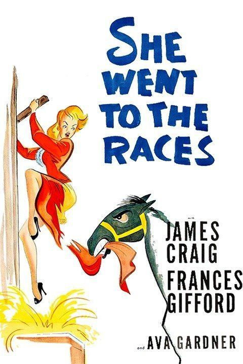 She Went to the Races wwwgstaticcomtvthumbmovieposters39225p39225