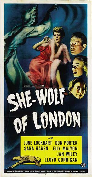 She-Wolf of London (film) Streamline The Official Filmstruck Blog Aaahoo SheWolf of