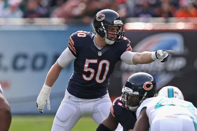 Shea McClellin Shea McClellin Can Find New Life in the Chicago Bears39 34